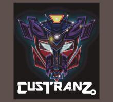Custranz brand  One Piece - Short Sleeve