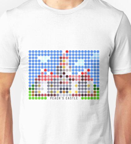 Peach's Castle (Mario 64) Unisex T-Shirt