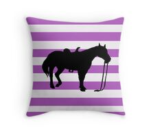 Horse Throw Pillow