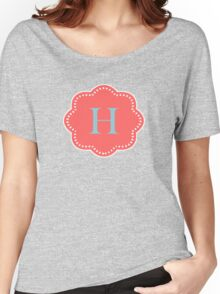 H Cloudy Women's Relaxed Fit T-Shirt
