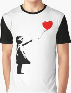 Banksy 1 Graphic T-Shirt