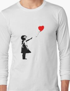 Banksy 1 Long Sleeve T-Shirt