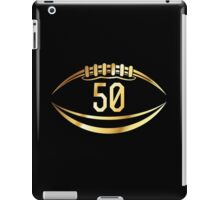 Denver Broncos Super Bowl iPad Case/Skin