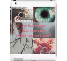 Dru Blackthorn iPad Case/Skin