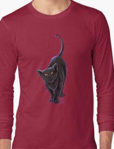 Animal Parade Black Cat Long Sleeve T-Shirt