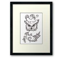 Animal 11 Framed Print