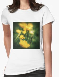 Through the Viewfinder Womens Fitted T-Shirt