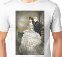 Empress Elisabeth of Austria and Death Unisex T-Shirt