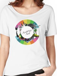Anderson .Paak Collage Design Women's Relaxed Fit T-Shirt