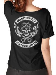 Grumpy Old Gits Chapter Women's Relaxed Fit T-Shirt