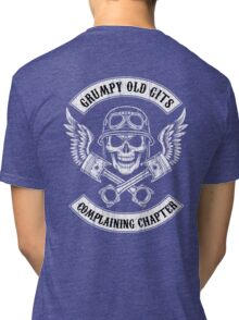 Grumpy Old Gits Chapter Tri-blend T-Shirt