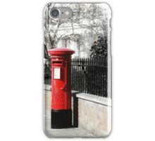 Waiting for the Postman iPhone Case/Skin