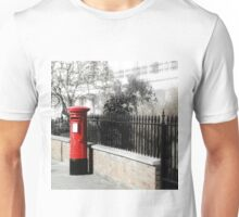 Waiting for the Postman Unisex T-Shirt