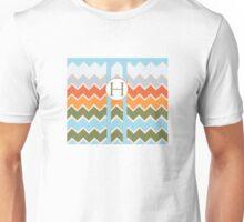 H Chevron Unisex T-Shirt