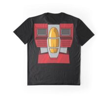 Chestbot - Starscream Graphic T-Shirt