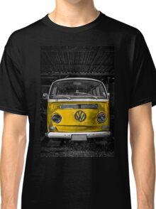 Yellow combi Volkswagen Classic T-Shirt