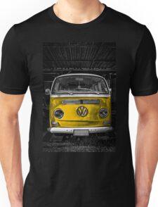 Yellow combi Volkswagen Unisex T-Shirt