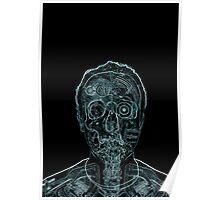 Mechanical Man Poster