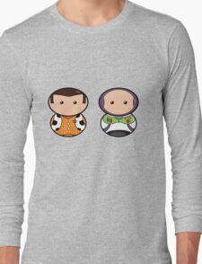 Woody & Buzz Long Sleeve T-Shirt