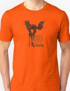 Flounce, the Fox on Stilts (Sky) Unisex T-Shirt