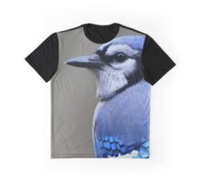 Bluejay Graphic T-Shirt