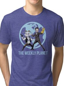 The Weekly Planet Tri-blend T-Shirt