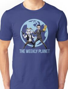 The Weekly Planet Unisex T-Shirt