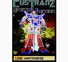 Custranz Whitenoise art Unisex T-Shirt