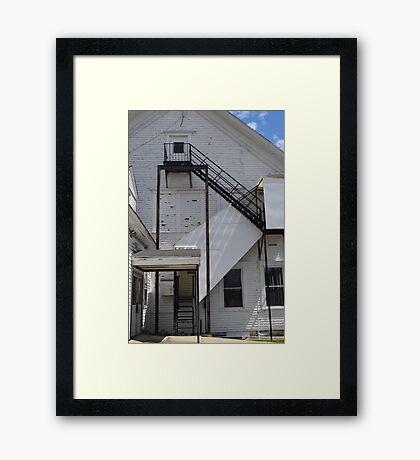Farley Building Framed Print