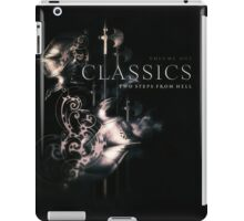 Two steps from hell - Classics Vol. 1 iPad Case/Skin