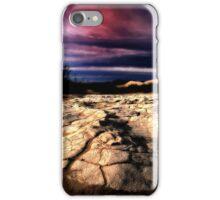 Ancient Mud iPhone Case/Skin