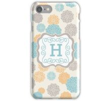 H Well iPhone Case/Skin