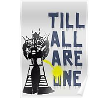 Rumble - Til All Are One Poster