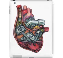 Motor Heart iPad Case/Skin