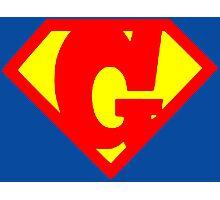 Super G Photographic Print