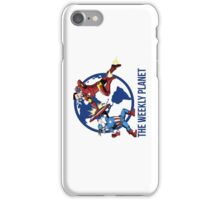 They Were Mates Then They Punch For A Bit iPhone Case/Skin