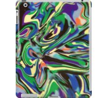 psychedelic2 iPad Case/Skin