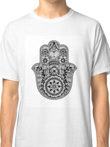 Beautiful Hamsa Hand Classic T-Shirt