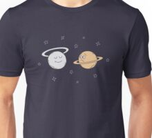 two planets Unisex T-Shirt