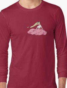 Spring Flower Girl Long Sleeve T-Shirt