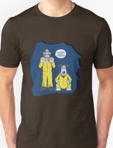 Breaking Wallace and Gromit Mashup T-Shirt