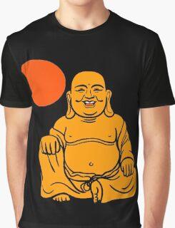 BUDDHA-3 Graphic T-Shirt