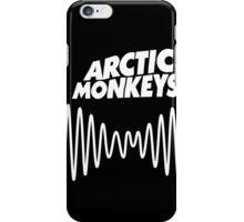 arctic monkey iPhone Case/Skin