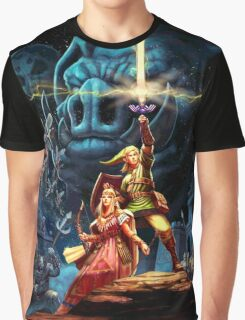 Link Wars Graphic T-Shirt