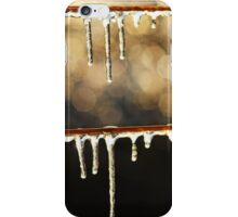 Iced Lines iPhone Case/Skin