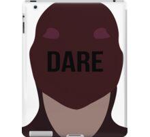 Daredevil face iPad Case/Skin