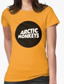 arctic monkey Womens Fitted T-Shirt