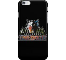 MN T-Wolves New Generation. iPhone Case/Skin