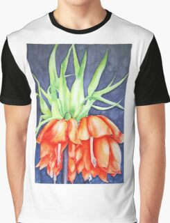 Fireflower Graphic T-Shirt