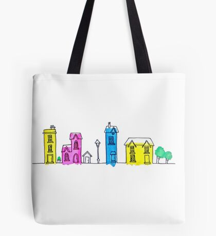 Community Design No.1 Tote Bag